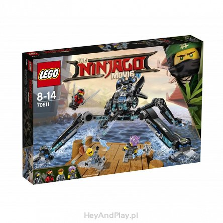 LEGO THE NINJAGO MOVIE Nartnik 70611
