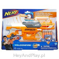 Nerf N-Strike Accustrike Wyrzutnia Falconfire Elite B9839