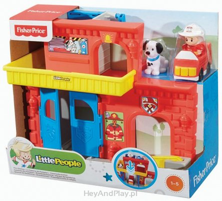 Fisher-Price Remiza Strażacka