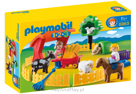 PLAYMOBIL Małe ZOO 6963
