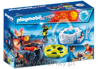 "PLAYMOBIL Gra ""Fire & Ice"" 6831"