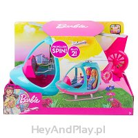 Barbie Dreamhouse Adventures Helikopter FWY29