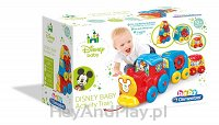Clementoni Disney Baby Activity Train 17168