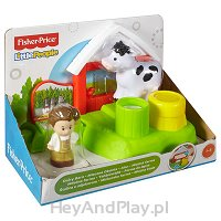 Fisher-Price Little People - Mleczna Obórka