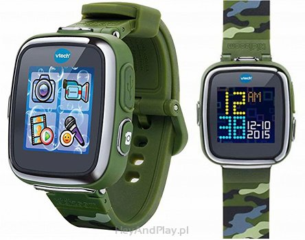 Vtech Kidizoom Zegarek Smart Watch DX Moro 60761