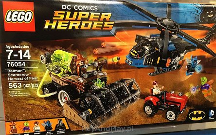 Lego Super Heroes Batman™: Strach na wróble™ 76054