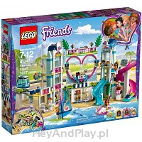 Lego Friends Kurort w Heartlake 41347