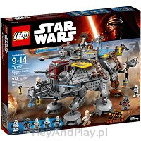 Lego Star Wars AT-TE Kapitana Rexa 75157