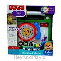 Fisher Price Gramofon malucha