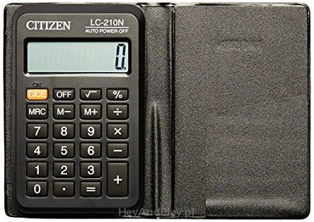 Kalkulator CITIZEN LC-210 N