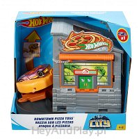 Hot Wheels City Zestaw Miejski Dino Pizzeria GFY68
