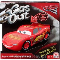 Mattel, Auta, gra Gas Out Cars 3 FFK03