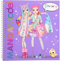 Top Model Dress Me Up Manga 6585A