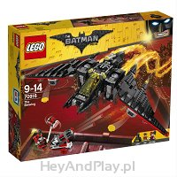 LEGO THE BATMAN MOVIE Batwing 70916