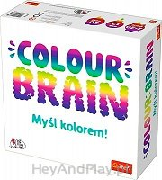 Trefl Gra Colour Brain Myśl Kolorem 01668
