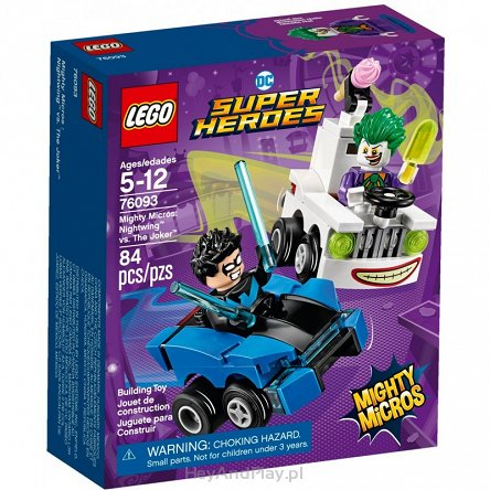 Lego Super Heroes Nightwing vs. The Joker 76093