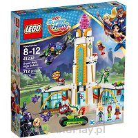 LEGO DC Super Hero Girls Szkoła superbohaterek 41232