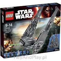 Lego Star Wars  Command  75104