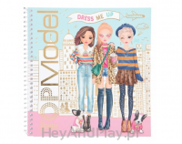 Top Model Dress Me Up z Naklejkami 10452A